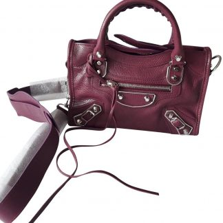 f34c9862bf71 ... 1 1 Balenciaga Imitation Classic Silver Metallic Edge Mini City Violet  Leather Cross Body Bag balenciaga replica sale shoes ...